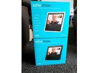 Amazon Echo Show - Alexa - New & Sealed