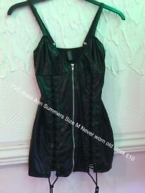 SOLD!!!Ann summers sexy pvc outfit! ONLY £10