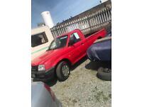 2000 Mitsubishi l200 2.5 Diesel