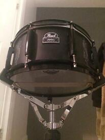 "Pearl 13""x6.5"" Joey Jordison Signature Snare Drum"