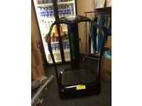 Vibration Plate Power Massage Machine with MP3 Player Brand New