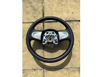Mini Cooper R56 2 Spoke steering wheel