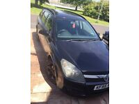 Vauxhall Astra Estate 1.7 Diesel SXI CDTi - MOT 19th Sept 2017 - Black - CD, Electrics