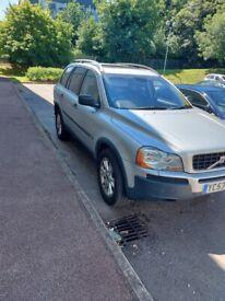 image for Volvo, XC90, Estate, 2003, Semi-Auto, 2401 (cc), 5 doors