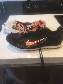 Nike track trainers