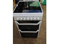 £95.00 indesit ceramic electric cooker+50cm+3 months warranty for £95.00