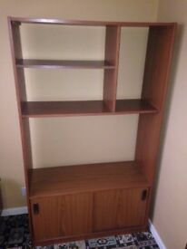 Vintage Schreiber unit with Cupboard at bottom for sale