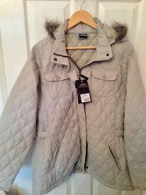 Trespass jacket size 16