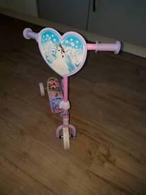 Disney three wheel scooter