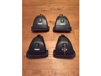 Thule Foot Pack 753 and Fitting Kit 3028