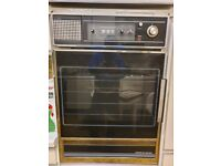 BELLING BUILT-IN LEISURE 80 DELUXE OVEN