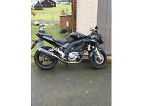 58 plate Suzuki sv650s-sold pending collection