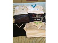 SELECTION OF T-SHIRTS