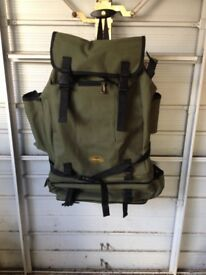 Rod bag and fishing bags, good condition, suit carp fishing etc.