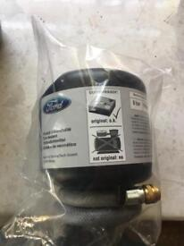 Ford Fiesta mk 7 puncture sealant