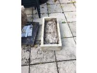 Antique Lime stone troughs for sale