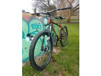 Kona hoss deluxe mountain bike / jump bike