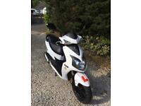 Sym Jet 4 50cc moped 2016