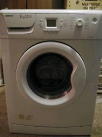 Beko washing machine 7 kg and 1400 rpm