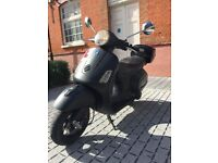 Vespa gt 125 MUST VIEW