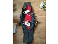 Hammer 159 northwave 10.5 burton bag alien workshop gloves westbeach pants all good condition £175
