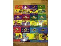 Greek Mythology Children's Set of 12 Books