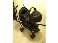 Mothercare Curv Stroller Travel System
