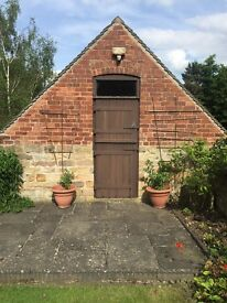 Storage space / Outhouse / Garage for rent