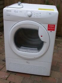 Hoover Condenser Tumble Dryer