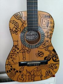 Child's Guitar (3/4 size)