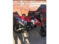 M2r racing 125cc swap or sar