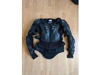 Fox Racing Titan Sport Jacket Body Armour for BMX MTB MX