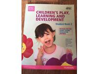 Childcare books BTEC National Pearson