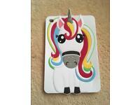 Unicorn iPad mini 4 case NEW