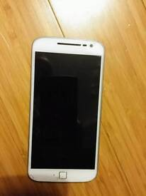 Motorola moto g4 plus 2/32GB octa-core CPU white