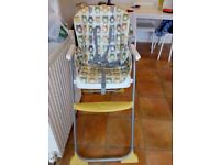 Owl Highchair by Joie