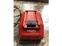 Hilti c4/36 90 battery charger only