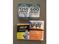 UKCAT PREPARATION BOOKS
