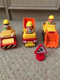 Happyland construction set