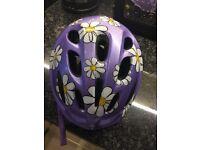 Girls bicycle helmets
