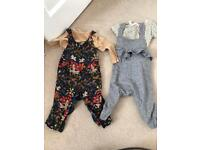 6/9 Months Baby Girls Clothes Outfit Sets. Both from Next! Perfect Condition!
