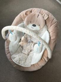 Mothercare Teddy Toy Box Bouncer