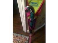 BRAND NEW GIRLS HOCKEY STICK & BAG 36""