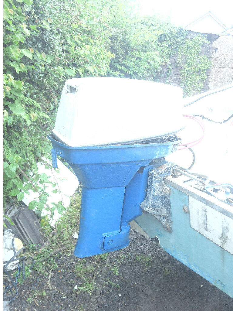 suzuki dt 50 hp long shaft 2 stroke outboard motor | in Llanelli,  Carmarthenshire | Gumtree