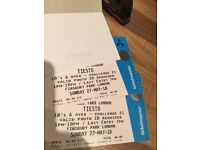 Tiesto 2x Tickets (£35 each)
