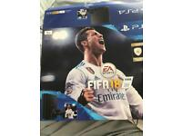 PlayStation 4 1TB with FIFA 18