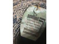 Sentinel Galvanised Rabbit / Chicken Fencing Wire