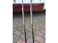 """Pro logicC2 12""""carp rods"""