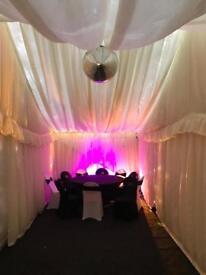 Marquee hire garden parties weddings events