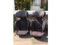 Maxi-Cosi Rodifix car seat - group 2/3 (2 available)